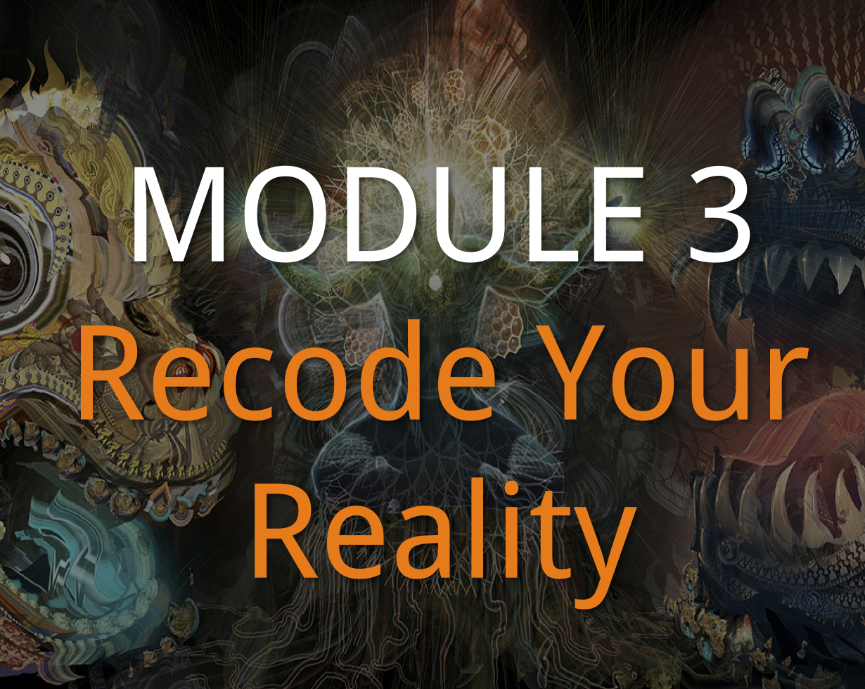Recode Module 3 Recode Your Reality