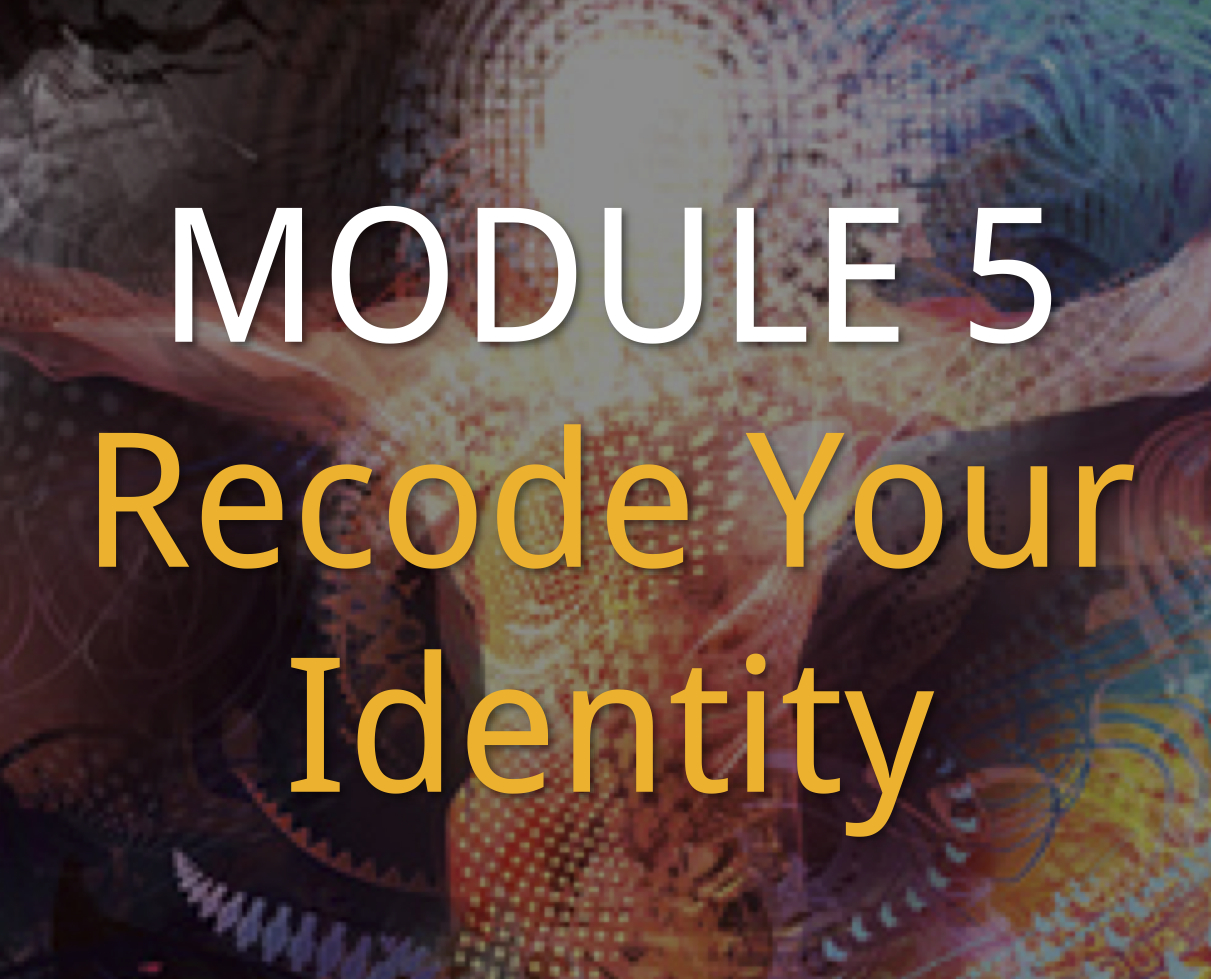 Recode Module 5 Recode Your Identity