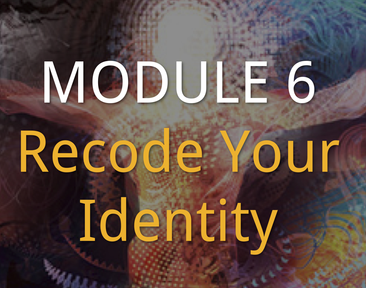 Recode Module 6 Recode Your Identity